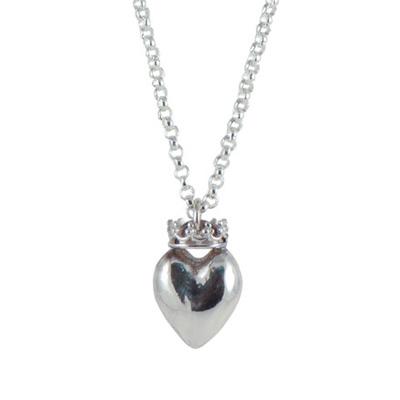 heart crown top