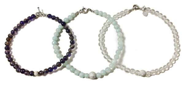 jewelry bracelets 3 glitter ball