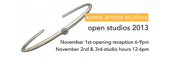 Fall open studios 2013