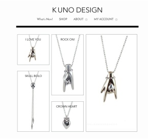 Shop Online! kunodesign.com