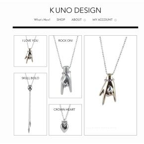 Shop Online! kunodesign.com