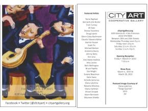City Art Cooperative GalleryReception!