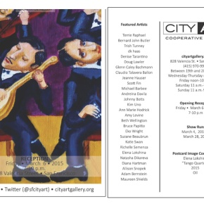 City Art Cooperative Gallery Reception!
