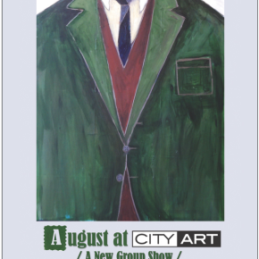 City Art Gallery-First Friday Reception, August 5th