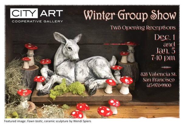 City Art Winter Reception