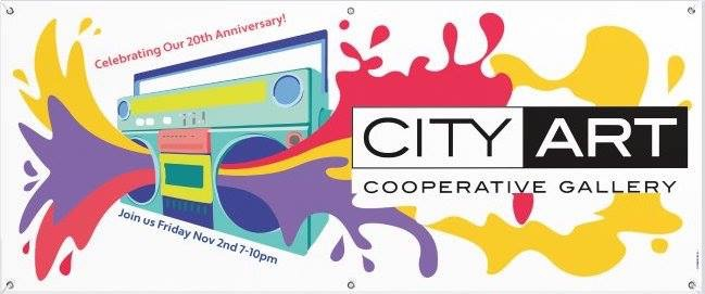 City Art Anniversary
